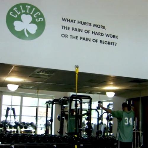 Celtics quote
